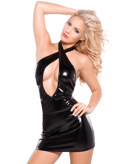 Kitten Collection Naughty Nancy Sexy Dress