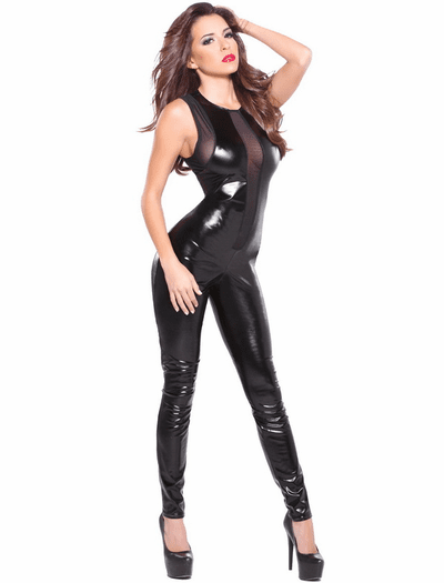 Kitten Collection Sexy Catsuit