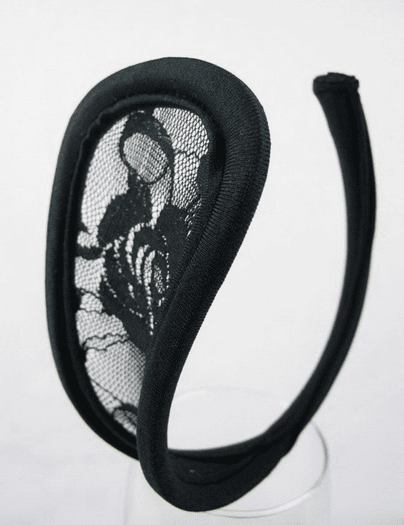 Lace C-String
