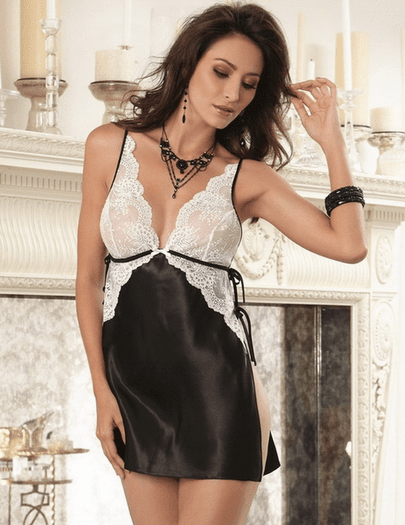 Late Night Rendezvous Sexy Chemise
