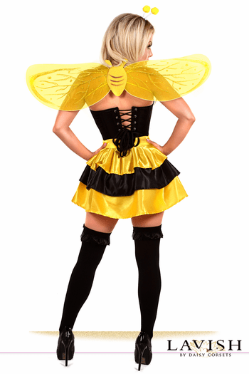 Lavish Collection Ms Queen Bee Sexy Costume