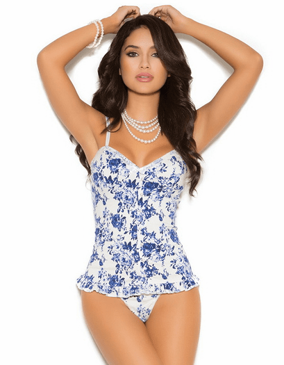 Let Me See You Sexy Bustier