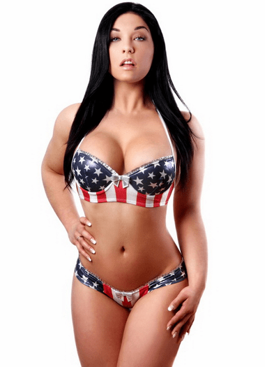 Little Miss America Sexy Panty