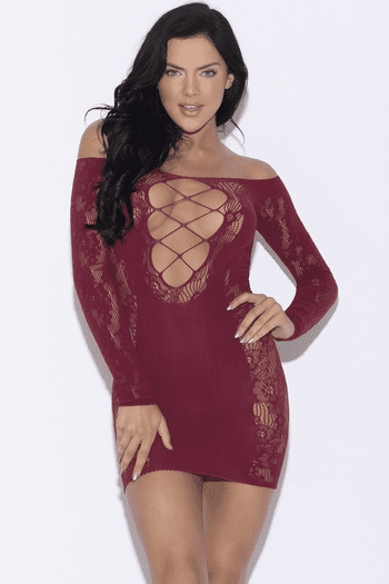 Lost In Love Lace Chemise