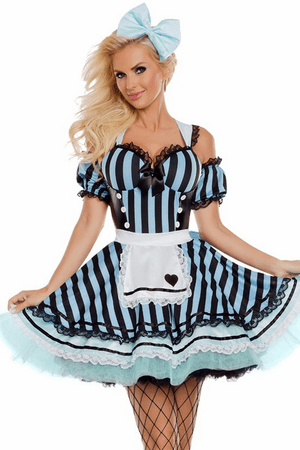Lost in Wonderland Costume