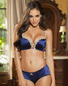 Love Me As You Please Push-Up Bra & Panty Set