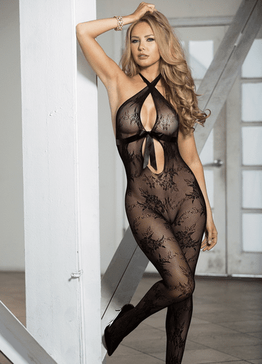 Love Me Lace Bodystocking