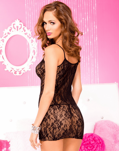Lovely Lace Chemise