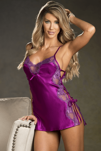 Lovely Thoughts Chemise