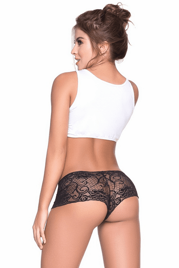 Luscious Lace Boyshorts