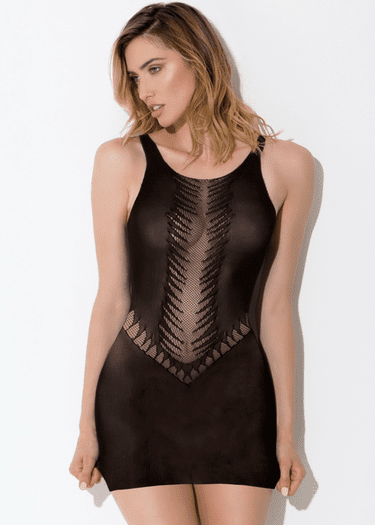 Magnetic Field Knit Chemise
