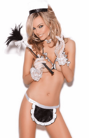 Maid To Order Lingerie Set