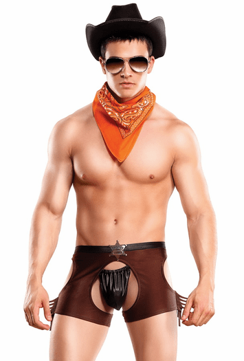 Male Power Cocky Cowboy Costume
