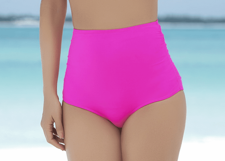 Mix And Match Fun In The Sun Bikini High Waist Bottom