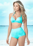 Mix & Match Comfort Molded Cup Swim Top