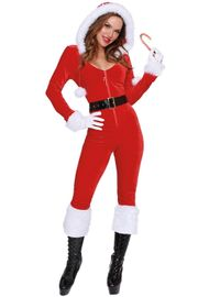 Ms. Claus Christmas Costume