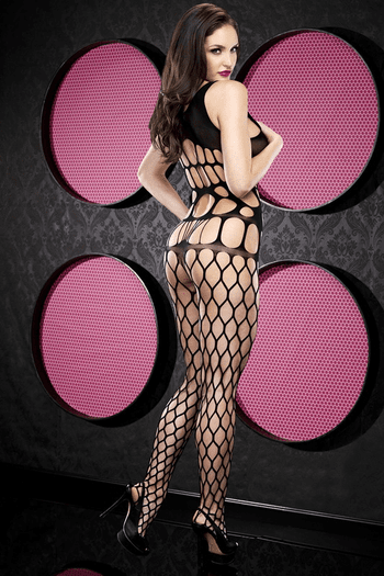Multi-Net Tank Bodystocking