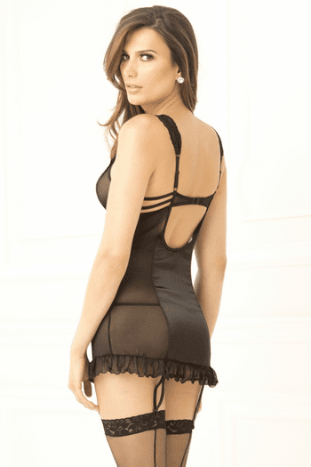 Naughty All The Time Sexy Chemise