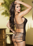 Naughty For You Chemise & G-String Set