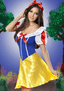 Naughty Lil' Snow White Costume