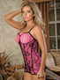 Naughty Nuance Sexy Chemise