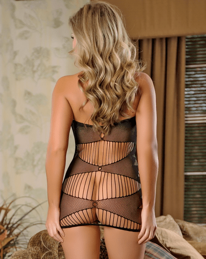 Naughty Nuance Sexy Strapless Chemise