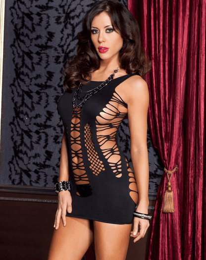 Naughty Strappy Sexy Chemise