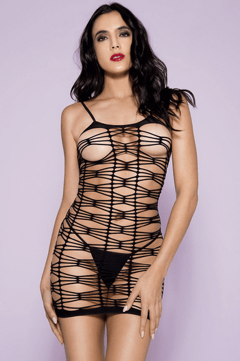 Netted Chemise