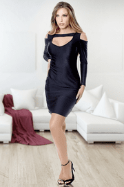 Never Lonely Bodycon Dress