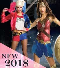 New 2018 Costumes