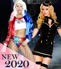 New 2020 Costumes
