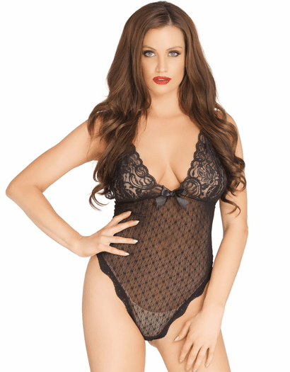 Nights of Passion Thong Teddy