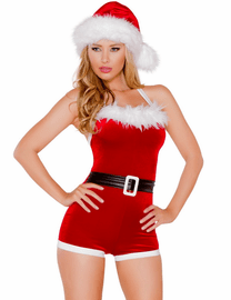 North Pole Brat Sexy Costume