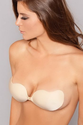 Nude Edith Sticky Bra