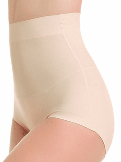 Nude Spandex Body Slimmer Panty