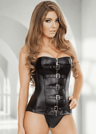 On The Wild Side Corset