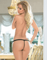 Open Front G-String Thong