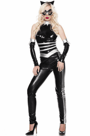 Panther Lady Costume