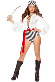 Pirate Scoundrel Sexy Costume