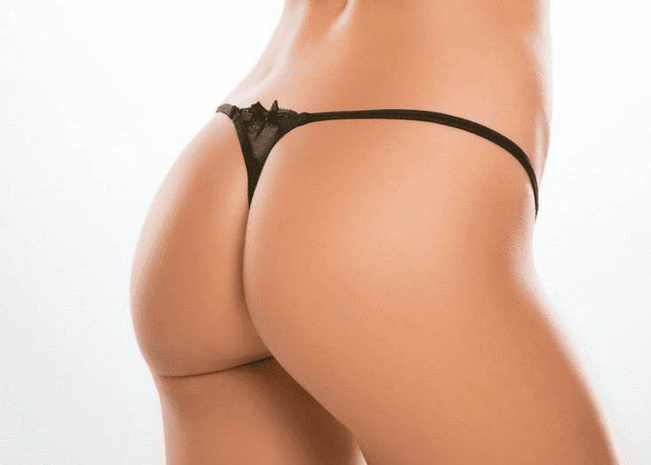Pixie Lace G-String