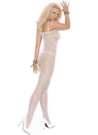 Plus Size Always Naughty Bodystocking