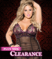 Plus Size Clearance Sale