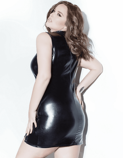 Plus Size Dominate Me Sexy Dress