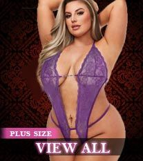 Plus Size Lingerie View All