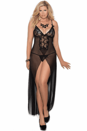 Plus Size Love Me With  A Passion Gown