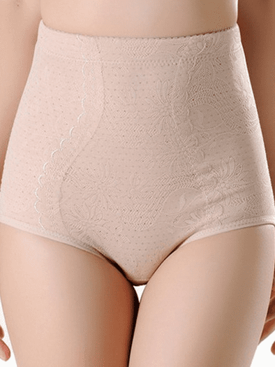 Plus Size Nude Body Slimmer Panty