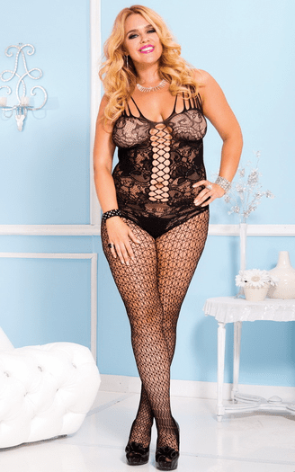 Plus Size Only For You Sexy Bodystocking