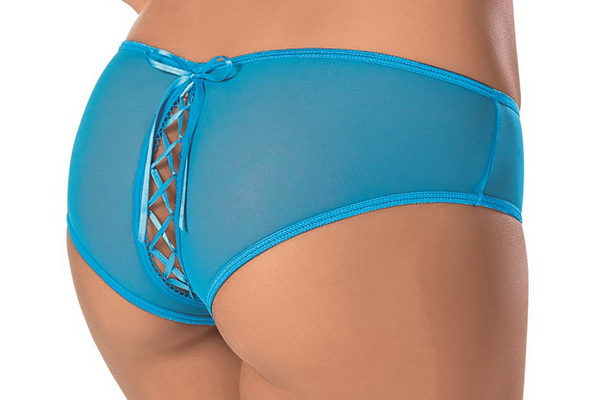 Plus Size Peek A Boo Babe Sexy Panty- Spicy Lingerie-1907