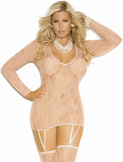 Plus Size Pleasure Play Time Chemise