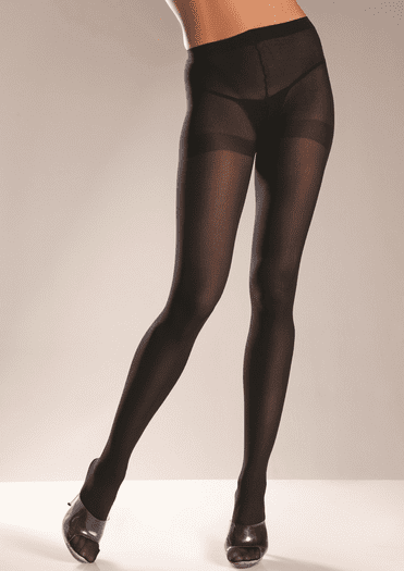 Plus Size Sexy Opaque Pantyhose